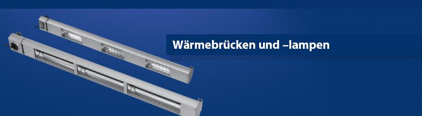 Roband Wärmebrücken und -lampen