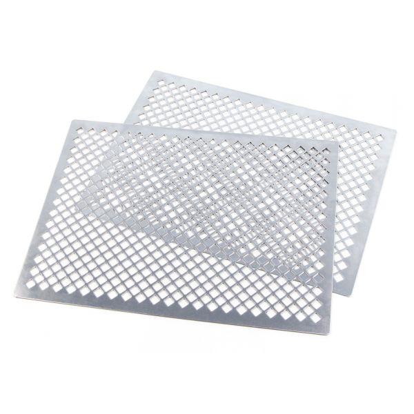 Roband - Grillmusterplatten für Grill-Stationen - Passend für Serie GSA6