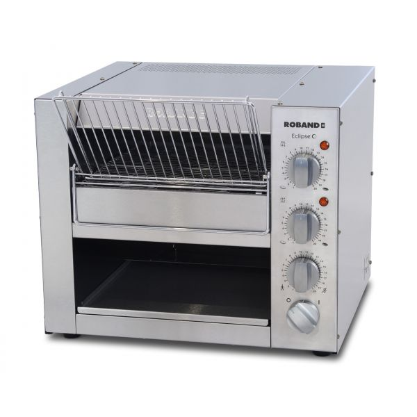 Roband - Professioneller Durchlauftoaster Bun Toaster Eclipse - Serie ET