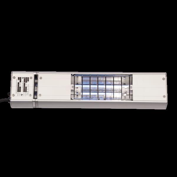 Roband - Quarz Wärmebrücke - Serie HQ - Standard Modell mit Steuereinheit - 450