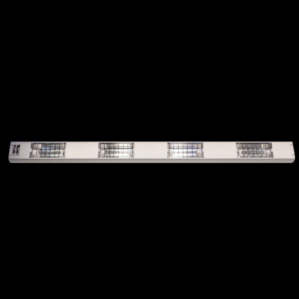 Roband - Quarz Wärmebrücke - Serie HUQ - Ladenbauer Modell ohne Steuereinheit - 1425