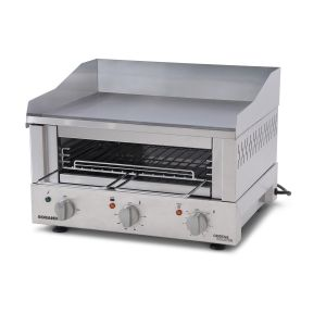Roband - Professional Griddle Toaster - Series GT5 - Griddle and Salamander