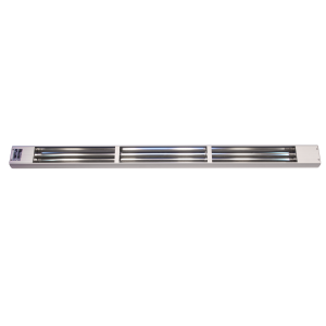 Roband - Infrarot Wärmebrücke - Serie HUE - Ladenbauer Modell ohne Steuereinheit - 1425