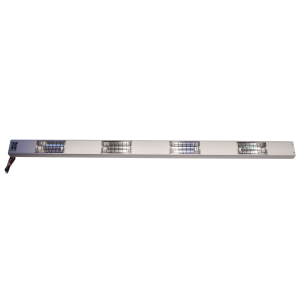 Roband - Quartz Heat Lamp Assembly - Series HUQ - Fabricator model without control box - 1725