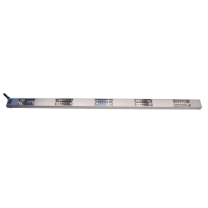 Roband - Quartz Heat Lamp Assembly - Series HUQ - Fabricator model without control box - 2025