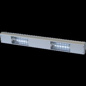 Roband - Quartz Heat Lamp Assembly - Series HUQ - Fabricator model without control box - 825