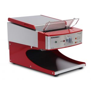 Roband - Professioneller Durchlauftoaster Sycloid - Serie ST500 - Rot