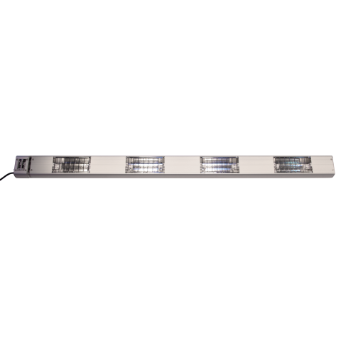 Roband - Quarz Wärmebrücke - Serie HQ - Standard Modell mit Steuereinheit - 1500