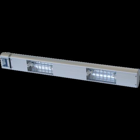 Roband - Quarz Wärmebrücke - Serie HQ - Standard Modell mit Steuereinheit - 900