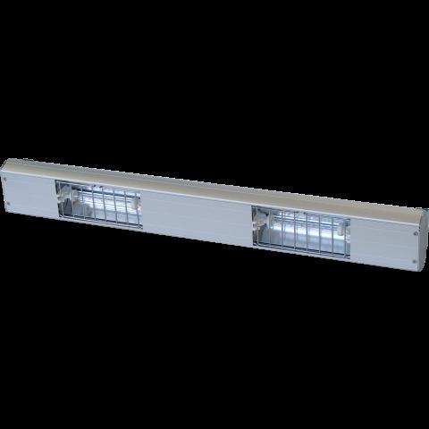 Roband - Quarz Wärmebrücke - Serie HUQ - Ladenbauer Modell ohne Steuereinheit - 825