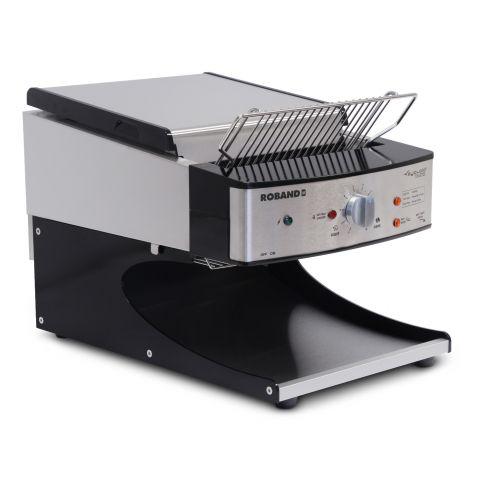 Roband - Professioneller Durchlauftoaster Sycloid - Serie ST500 - Schwarz